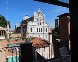 Hotel Fontana San Zaccaria view