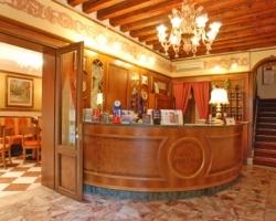 Hotel Fontana Reception
