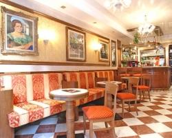 Hotel Fontana sala bar A